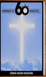 Cómo Hacer Oración - screenshot thumbnail