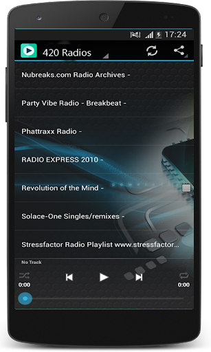 A2Z Algeria FM Radio - Android Apps and Tests - AndroidPIT