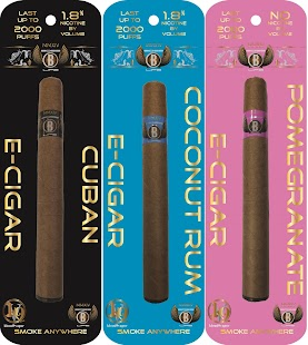 Boss Life E-Cigar Outlet