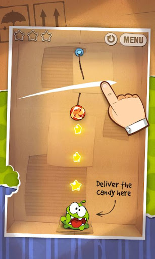 Cut the Rope HD para Android