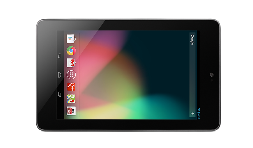 Nexus 7 (2012) 16GB - screenshot