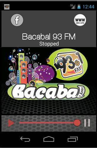 RÁDIO BACABAL FM 93