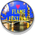 Flame Festival logo