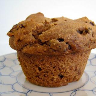 Vegan Date Spice Muffin