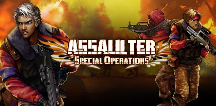 Assaulter Special Operations