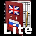 Англо-Русские Кроссворды Lite icon