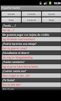 Screenshot of Spanish Danish Dictionary