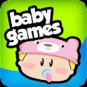 100+ Baby Games logo