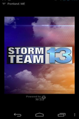 WGME WX - screenshot