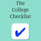 The College Checklist