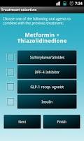 Screenshot of Diabetes Pharma