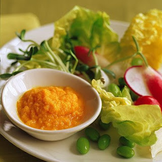 Carrot, Miso, and Ginger Salad Dressing.