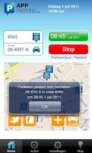 App-Parking- screenshot thumbnail