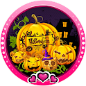 Halloween Pumpkin Decoration icon
