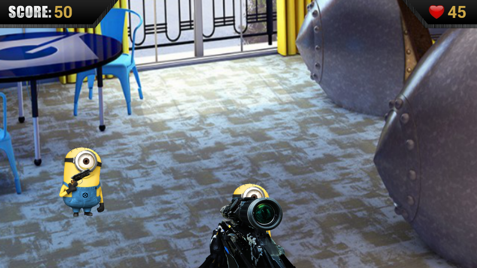 Minions Killer - screenshot