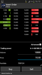 Pareto Trader- screenshot thumbnail