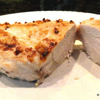 Pan Seared Oven Roasted Garlic Skinless Chicken Breast Recipe