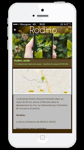 【免費生活App】Rodino Jardin-APP點子