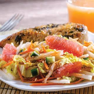 Florida Grapefruit and Jicama Vietnamese Salad.