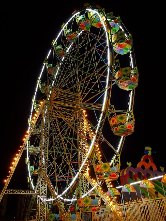 by Suyash Godbole - City,  Street & Park  Amusement Parks ( carnival, joy, children )