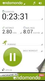 Endomondo Sports Tracker Screenshot 1