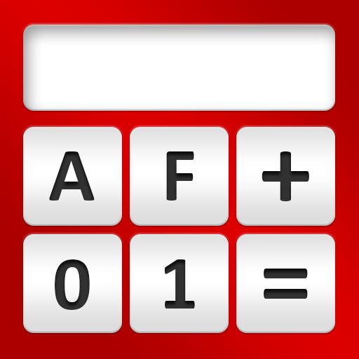 二元計算/轉換器 LOGO-APP點子