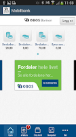 Screenshot of OBOS-banken