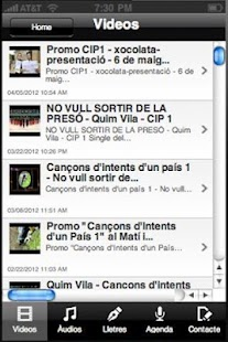 Quim Vila- screenshot thumbnail