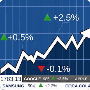 Stock Exchange Finance 財經 App LOGO-APP開箱王