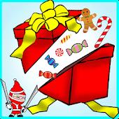 Christmas Ninja Slice