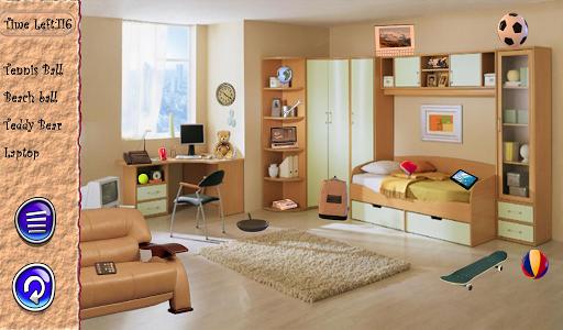 Hid. Obj. - Modern Living Room