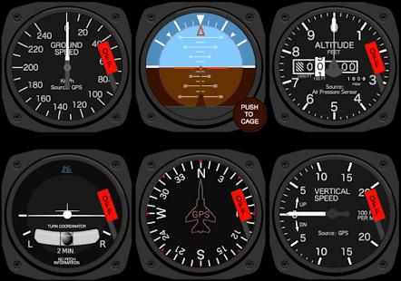 Aircraft Cockpit Demo