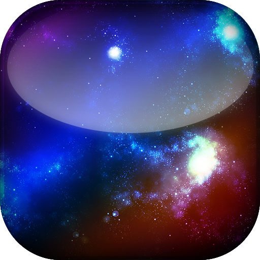Live Wallpaper Galaxy 個人化 App LOGO-APP試玩