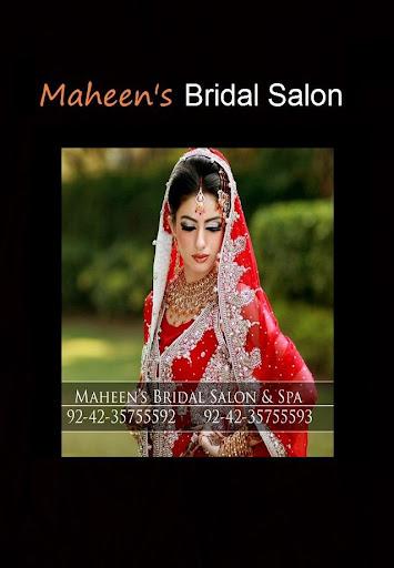 Maheen's Bridal Saloon