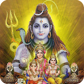 Lord Shiva HD Live Wallpaper