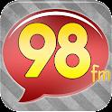 Rádio 98 FM Campo Belo - MG icon