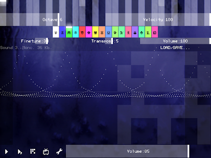 PixiTracker 1Bit - screenshot thumbnail