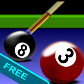 Simple Billiard Pool