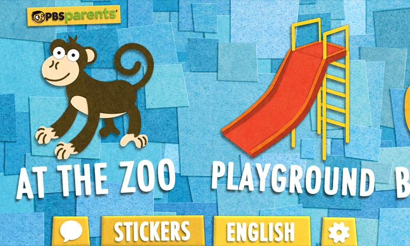 PBS Parents Play & Learn HD - screenshot