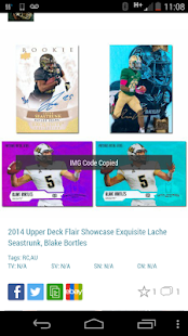 Sports Card Album Free- screenshot thumbnail
