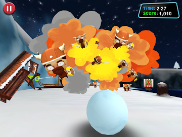 Roll: Boulder Smash! Screenshot 13