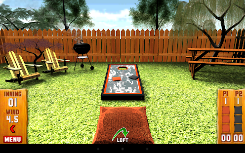 Cornhole Ultimate: 3D Bag Toss- screenshot thumbnail