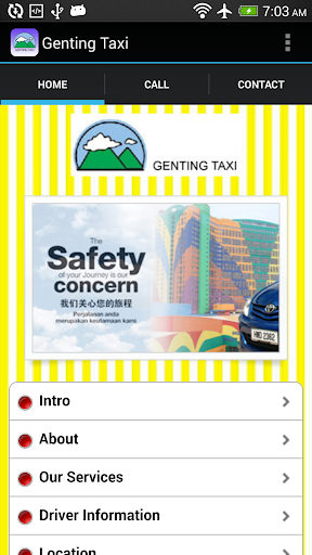 Genting Taxi