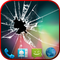 Crack Screen Prank icon
