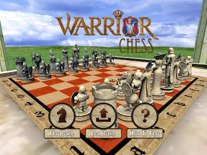 Warrior Chess 棋類遊戲 App-癮科技App