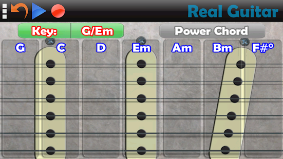 [Real Guitar] Screenshot 3