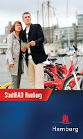 Screenshot of StadtRAD Hamburg