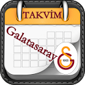 Galatasaray Calendar Widget icon