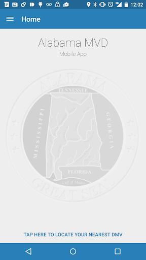 Alabama MVD