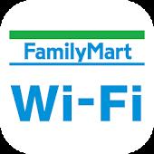 ファミリーマートWi-Fi簡単ログインアプリ